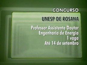 Vejas as oportunidades de concursos públicos para o Oeste Paulista - Chances são para professores das cidades de Pres. Epitácio e Rosana.