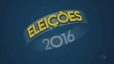 Veja como foi a manhã de candidatos em Florianópolis nesta sábado (10) - Veja como foi a manhã de candidatos em Florianópolis nesta sábado (10)