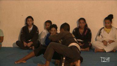 Projeto social ' Jovem Samurai' ensina Jiu-jitsu a alunos de comunidades carentes - O projeto tem como objetivo a maior integração social.