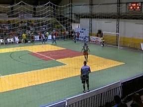 Time de futsal de Dracena perde para o Orlândia em casa - Jogo foi na noite desta sexta-feira (9).