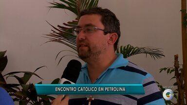 Petrolina sedia o encontro católico 'Anuncia-me' - Confira a programação do encontro católico 'Anuncia-me'.