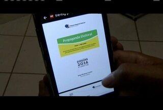 Eleitores podem usar aplicativo para denúncias nestas eleições - Sistema vai permitir que cidadãos façam denúncias sobre irregularidades cometidas tanto por candidatos como por partidos.