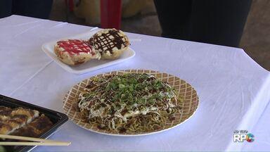 Londrina Matsuri celebra a cultura japonesa no Parque Ney Braga - Apresentação de música e dança, e a culinária são algumas das atrações.