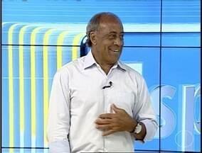 Ex-jogador do Cruzeiro, Dirceu Lopes, relembra a passagem pela Raposa - Ele está em Montes Claros a compromissos.