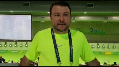 Carlos Garletti participa de jogos paralímpicos no Rio de Janeiro - O atleta pontagrossense compete no tiro esportivo.