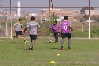 Uberlândia se prepara para o primeiro confronto da Copa Regional sub-20 - Verdinho encara o Flamante, time amador de Araguari.