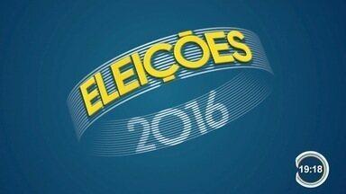Taubaté: Veja como foi o dia dos candidatos ao Bom Conselho neste 10 de setembro - Pollyana Gama e Isaac do Carmo fizeram campanha.