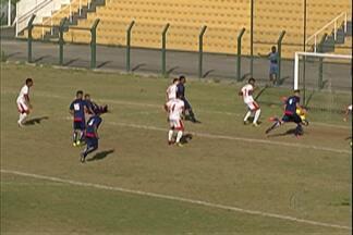 União empata em jogo no Nogueirão em Mogi das Cruzes - Partida foi pelo Campeonato Sub-20 da segunda divisão.