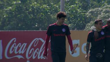 Confira os desafios da dupla Gre-Nal no final de semana - O Internacional enfrenta o Atlético-PR e o Grêmio joga contra o líder Palmeiras.