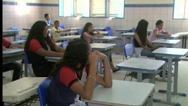 Mais de 18 mil alunos participam da da segunda fase da Olimíada Brasileira de Matemática - Participam da olimpíada estudantes de escolas públicas.