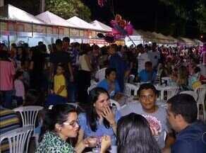 Festival Gastronômico de Taquarçu terá Paula Fernandes neste sábado (10) - Festival Gastronômico de Taquarçu terá Paula Fernandes neste sábado (10)