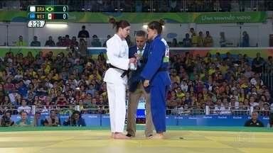 Brasil ganha medalhas no atletismo, na natação e no judô na Paralimpíada - Os atletas brasileiros brilharam no terceiro dia de competição. Na natação, Daniel Dias conquistou a terceira medalha.