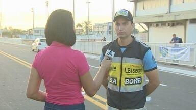 Departamento de trânsito intensifica as fiscalizações nas estradas do Amapá no feriado - Departamento de trânsito intensifica as fiscalizações nas estradas do Amapá no feriado,