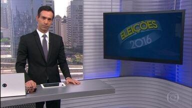 Ibope divulga 2ª pesquisa de intenção de voto para a Prefeitura de São Paulo - Essa é a segunda pesquisa feita após o registro das candidaturas na Justiça Eleitoral e foi encomendada pela Rede Globo e pelo jornal O Estado de São Paulo