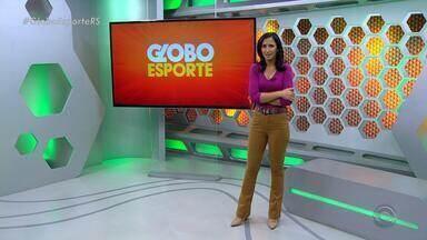 Confira a íntegra do Globo Esporte RS desta quinta (15) - Programa destaca pedido de demissão de Roger Machado do Grêmio, após derrota de 3 a 0 para a Ponte Preta. O Inter se prepara para receber o Vitória no Beira-Rio.