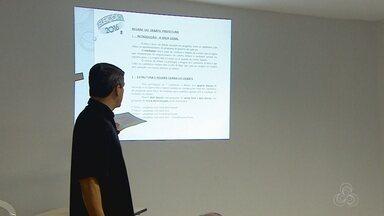 Rede Amazônica reúne partidos para apresentar regras de debate em Macapá - Rede Amazônica reúne partidos para apresentar regras de debate em Macapá.