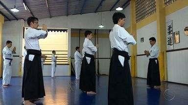 Cresce adeptos do Aikido em Sergipe - Cresce adeptos do Aikido em Sergipe