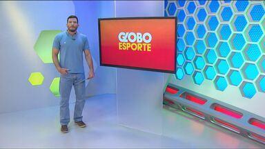 Veja a edição na íntegra do Globo Esporte Paraná de quinta-feira, 15/09/2016 - Veja a edição na íntegra do Globo Esporte Paraná de quinta-feira, 15/09/2016