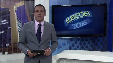 Candidato Wilson Rezato (PSB) cumpre agenda em hospital de Juiz de Fora - Lafayette Andrada (PSD) não cumpriu agenda nesta quinta-feira (15).