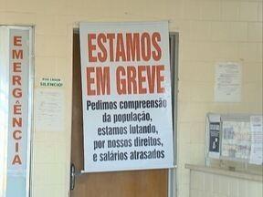 Santa Casa demite médicos em Santo Anastácio - Profissionais da unidade estão em greve desde o dia 12 de setembro.