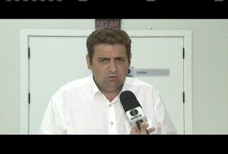 Marcos Vínícius (PSDB) realiza entrevista na Inter TV - Candidato concorre ao cargo de prefeito em Coronel Fabriciano.