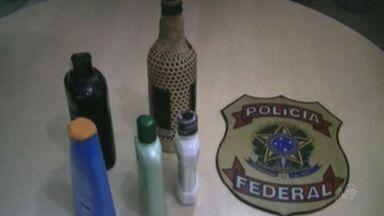 Cearense é preso por tráfico de droga no aeroporto de Recife - Suspeito tentava embarcar para a Europa.