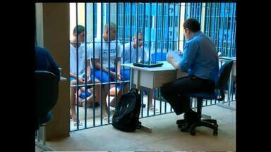 Piauí tem o maior número de presos que nunca foram julgados - Piauí tem o maior número de presos que nunca foram julgados