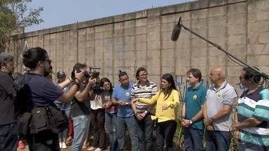 Rose Modesto do PSDB cumpre agenda no centro da Capital - A candidata Rose Modesto do partido PSDB cumpriu sua agenda na manhã deste sábado (17) na região central de Campo Grande.