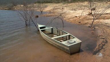 Jovens desaparecem durante passeio de canoa no Rio de Contas, região da Chapada Diamantina - Três jovens estão desaparecidos. Eles faziam parte de um grupo de seis amigos que estavam às margens do Açude do Brumado.
