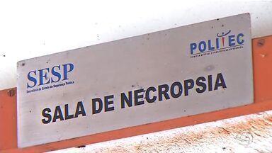 IML de Rondonópolis tem problemas de estrutura - IML de Rondonópolis tem problemas de estrutura.