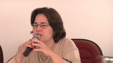 Flávia Romagnoli participa de debates nesta terça-feira - Pela manhã ela participou de um debate no sindicato dos Bancários, conversou com lideranças e participa de outro debate nesta noite.