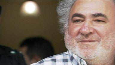 Retrato falado leva polícia a outro maníaco da seringa - Polícia prendeu outro suspeito de ataques com seringa no metrô de São Paulo. Benedito José da Silva, de 62 anos, foi preso na estação Barra Funda.