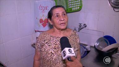 Moradores de diversas zonas reclamam da falta d'água e Agespisa pode ser multada - Moradores de diversas zonas reclamam da falta d'água e Agespisa pode ser multada