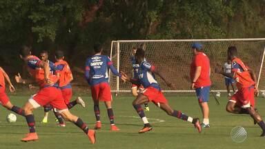 Bahia enfrenta o CRB e luta para conquistar vaga no G4 - Confira as notícias do tricolor baiano.