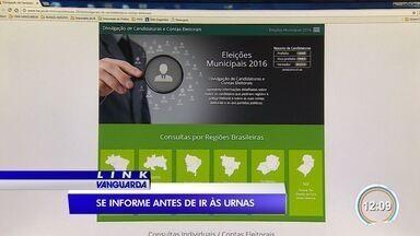 Internet ajuda na pesquisa sobre os candidatos - Ferramentas podem ajudar a saber mais sobre os postulantes.