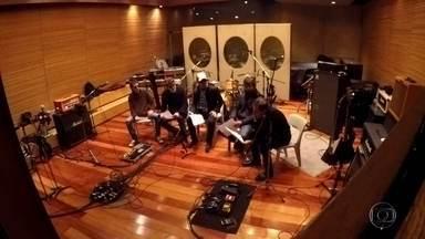Confira o processo de criação dos Titãs em cima da música de Fábio Pessoa - A banda escolheu uma entre três composições do rapaz