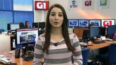 Mayara Corrêa traz os assuntos do G1 de Rio Preto no TEM Notícias - Mayara Corrêa traz os assuntos do G1 de Rio Preto e Araçatuba no TEM Notícias nesta quarta-feira (5).