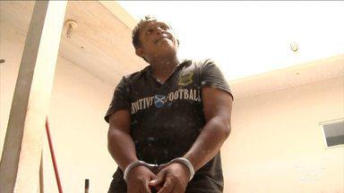Homem foi preso suspeito de crime de estelionato em Timbiras, MA - Em Timbiras (MA), um homem foi preso suspeito de crime de estelionato. O alvo grupo seriam sim, os aposentados. A polícia procura agora por mais dois homens suspeitos de participação no crime.
