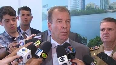 Novo secretário de Defesa Social assume cargo - Policial Federal Angelo Gioia substitui Alessandro Carvalho