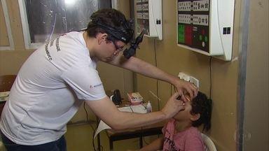 Mutirão atende diabéticos com problemas oftalmológicos - Ação ocorre no Hospital das Clínicas neste sábado