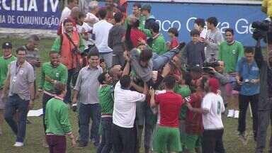 Portuguesa Santista e Desportivo Brasil fazem final da Segundona - Partida será neste domingo, no estádio Ulrico Mursa