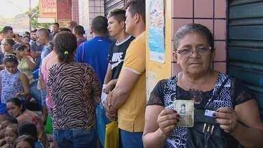 População em Manaus reclama de dificuldade na emissão da carteira de identidade - Problema foi citado durante projeto PAC itinerante.