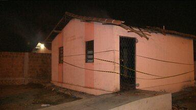 Corpo de Bombeiros registra incêndio na zona sul de CG - Incêndio aconteceu numa casa no conjunto Major Veneziano, zona sul de Campina Grande.