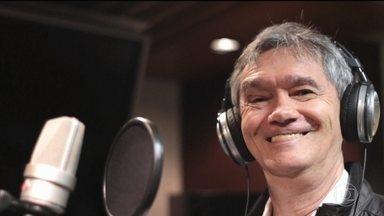 Serginho faz homenagem para filho Thomas - O apresentador compôs uma música para seu rebento