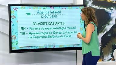 Veja o que fazer em Salvador no dia das crianças - O Parque da Cidade é uma das opções de lazer para a criançada.