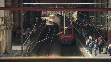 Levantamento aponta aumento no número de falhas elétricas em trens da CPTM - De acordo com os números companhia, a campeã em problemas é a Linha-11 Coral. Foram registradas 47 falhas até agosto deste ano. O número mais que dobrou em relação a todo ano passado.