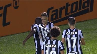 Botafogo vence a terceira seguida e entra no G6 - Torcedores falam em Libertadores