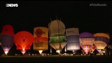 Corrida de balões entre Alemanha e Grécia e outras curiosidades ao redor do mundo