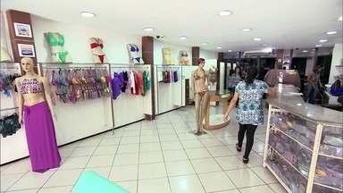 Empresários de moda praia criam produtos sob medida para o cliente - No VC no PEGN, conheça a história da marca de biquíni que se diferencia no mercado em Fortaleza.