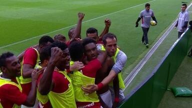 Os gols de Internacional 2 x 1 Flamengo pela 31ª rodada do Brasileirão - Os gols de Internacional 2 x 1 Flamengo pela 31ª rodada do Brasileirão